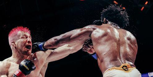 Turnaj Oktagon 24: Pás šampiona ve welteru obhájil David Kozma