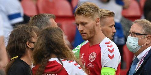 Trenér dánských fotbalistů: Je to traumatická zkušenost, někteří hráči byli emočně naprosto vyřízení
