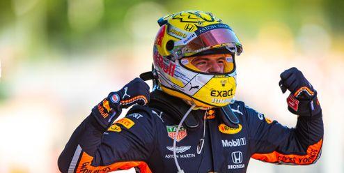 Verstappen odstartuje v Rakousku z pole position