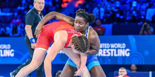 Volnostylařka Hanzlíčková vybojovala páté místo na mistrovství světa