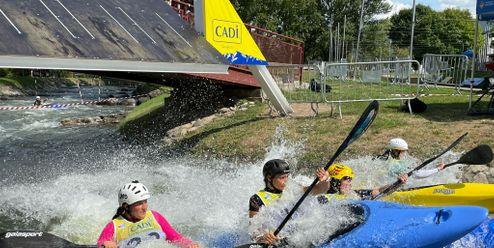 Martina Satková je vítězkou Extreme Slalomu