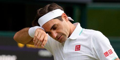 Operace kolene a dlouhá rehabilitace. Roger Federer bojuje o naději