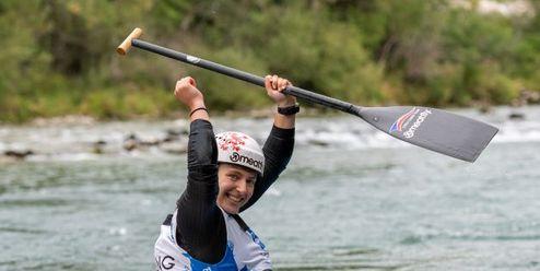 Čeští mladí sjezdaři ovládli evropský šampionát