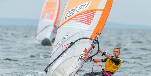 Evropský titul pro mladou windsurfařku Kristýnu Chalupníkovou