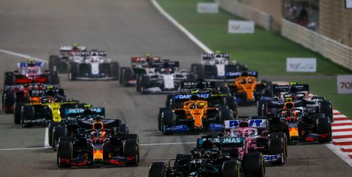 Formule 1 se učí ze svých chyb. Proto Romain Grosjean žije