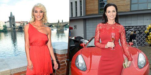 Celebrity makají na kondici: Mottlová jako prkno, Kynychová bez zábran v sauně