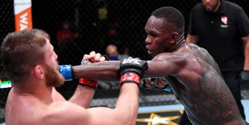 Israel Adesanya se zlobí na rozhodčí: Znáte MMA jen z rychlíku!