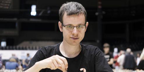 Navara ovládl MČR vonline bleskovém šachu
