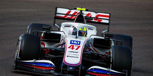 Závodit za Haas je utrpení, tvrdí Mick Schumacher
