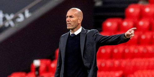 Zinedine Zidane popřel odchod z Realu. Stále bojuje o titul