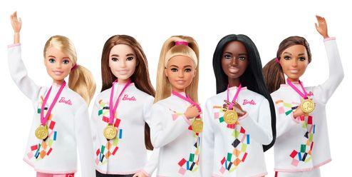 Barbie má problém: V olympijské kolekci chybí asijská panenka