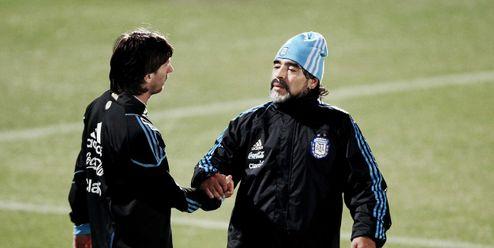 Argentina poprvé od smrti Maradony odehrála zápas. Messi se trefil z penalty