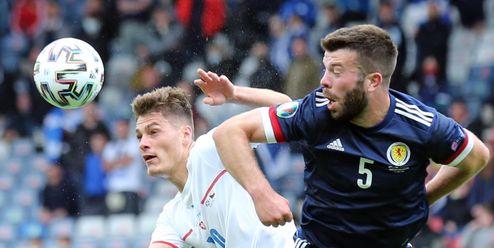 Vstup na Euro: Dva Schickovy góly sestřelily Skotsko