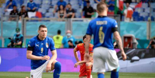 Poklekneme jen z úcty k soupeři, ne kvůli BLM, zlobí se italští fotbalisté