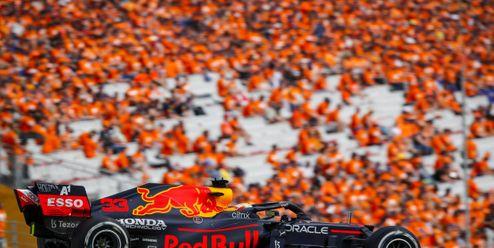 Oranžové Štýrsko: Verstappen znovu dominoval, Norris senzačně třetí