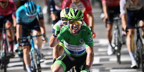 A zase ten Cavendish! Manxman vyrovnal rekord Eddyho Merckxe