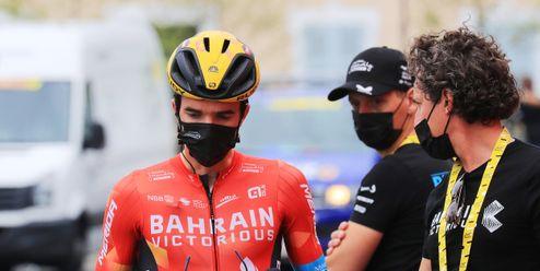 Razie na Tour de France! Policie prohledala hotel stáje Bahrain
