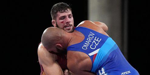 Olympijské žíněnky: Artur Omarov prohrál v osmifinále