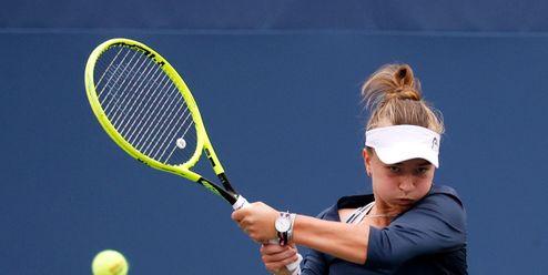 První Češkou ve třetím kole US Open je Barbora Krejčíková