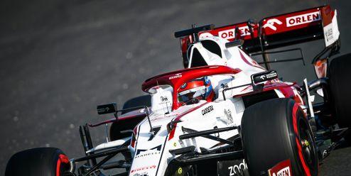 Kimi Räikkönen má covid, v Nizozemsku nepojede