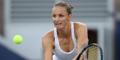 Po třech kolech US Open zůstávají ve hře Karolína Plíšková a Barbora Krejčíková