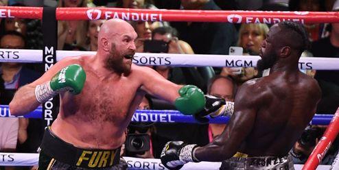 Po zápase se choval jako hlupák, tvrdí Tyson Fury o Wilderovi