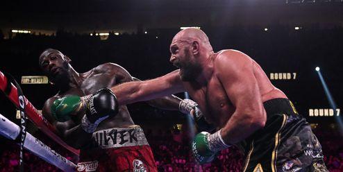 Fury s Wilderem si rozdělili deset milionů dolarů