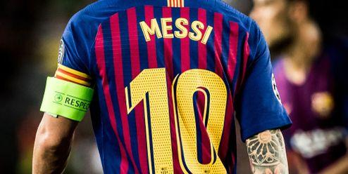 Messi zůstane v Barceloně. Tvrdí to její kouč