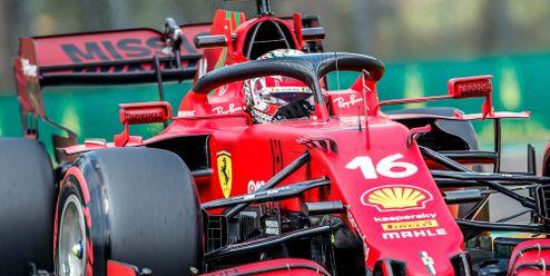 Emoce v Rakousku: Frustrovaný Räikkönen, nadávající Leclerc