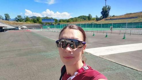 Nerada prohrávám, tvrdí Tereza Ďurdiaková před svou olympijskou premiérou