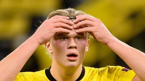 Snad je to jen fáma, reaguje Erling Haaland na 4,5 miliardy od Chelsea
