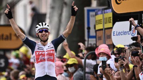 Na Tour de France dostali zelenou uprchlíci, využil toho Bauke Mollema