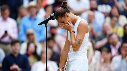 Plíšková bojovala, titul z Wimbledonu ale nakonec nezískala