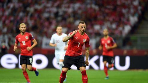 Arnautović si dnes proti Nizozemsku nezahraje, urážel Albánce