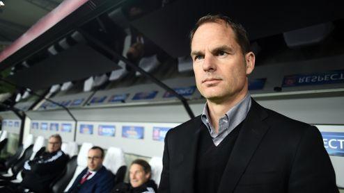 De Boer zváží po porážce s Českem rezignaci