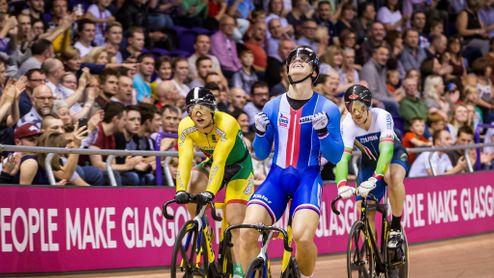 Tomáš Bábek vypadl v kvalifikaci sprintu. Zatím se ale jen rozjížděl