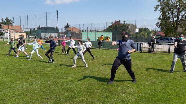 Talenti roku vyměnili školní tělocvičnu za venkovní hřiště