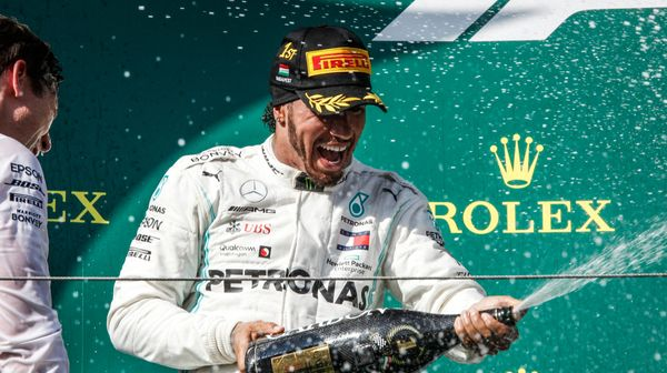 Portimao opět patřilo Hamiltonovi. Verstappen dojel druhý