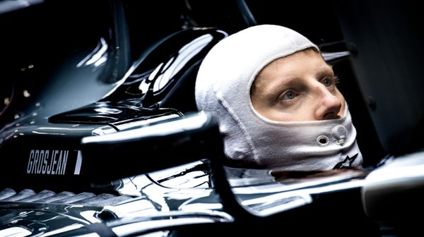 Dodržený slib a pohádkový návrat. Grosjean se rozloučí sF1 ve velkém stylu