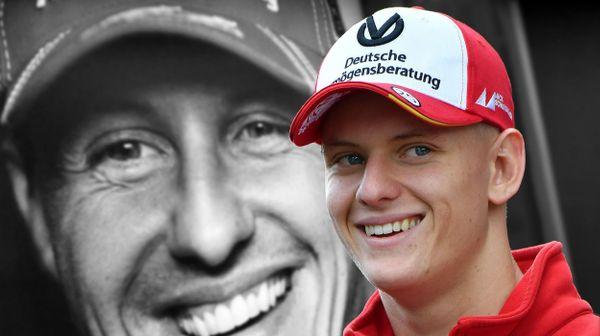 Mick Schumacher: Otec je nejlepší jezdec F1 všech dob, ať už Hamilton dokáže cokoliv