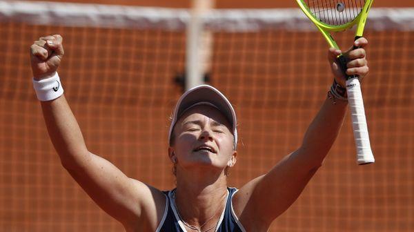 Krejčíková smetla Stephensovou a je ve čtvrtfinále Roland Garros!