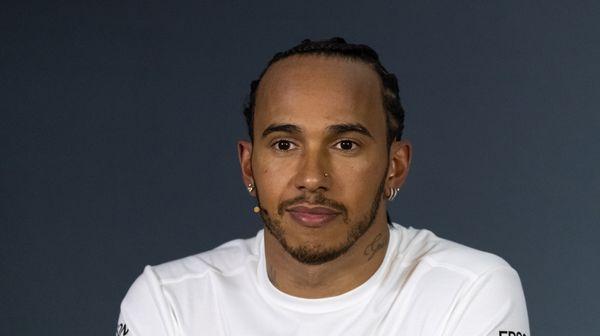 Lewis Hamilton je jednou z osobností Měsíce černošské historie