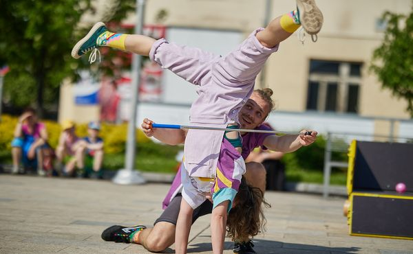 Festival nového cirkusu v Trutnově nabídl umění i výjimečné sportovní výkony