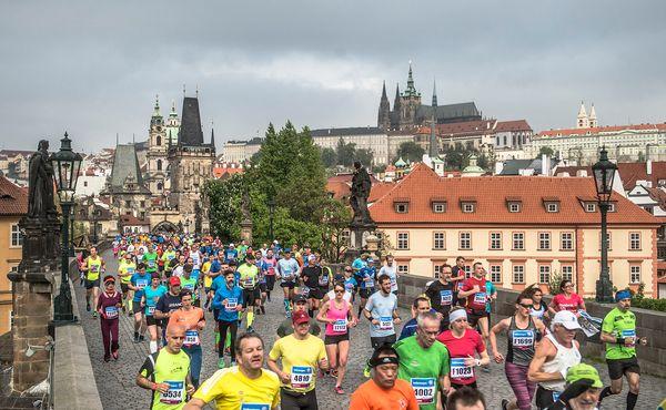 Pražský maraton se přesouvá na květen 2022