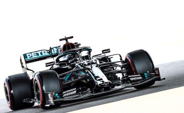 Velká cena Ruska: Potvrdí Mercedes svou dominanci?