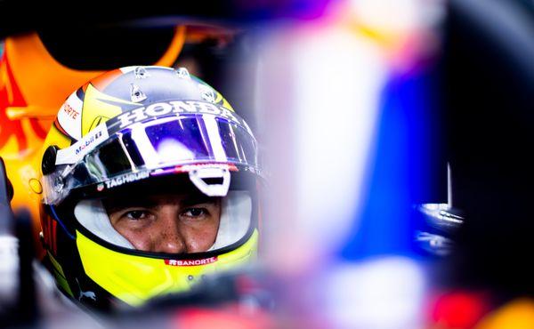 Red Bull už má jisto. Sergio Pérez zůstává i na příští sezonu