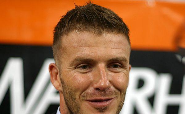 Jak se hvězdný David Beckham stal vManchesteru nechtěným hráčem