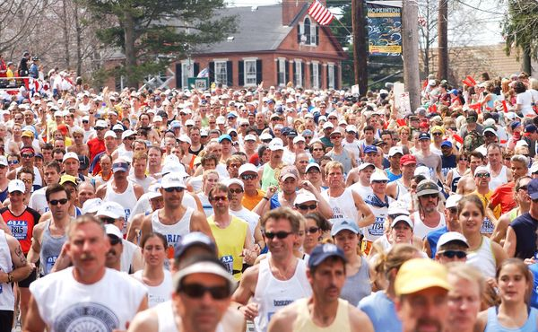 Strach z koronaviru: Bostonský maraton byl letos zrušen