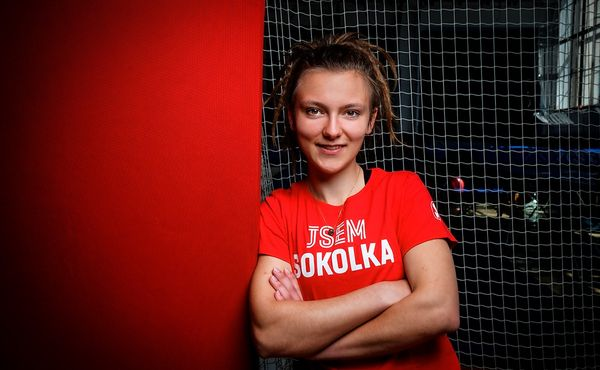 Pomalé reakce na startu dokážu využít, říká úspěšná atletka Malíková