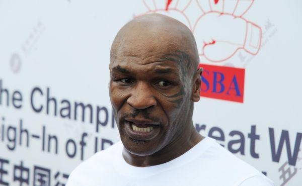 Mike Tyson je zpět: Video z jeho tréninku nahání strach